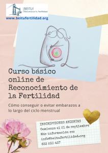 Curso básico online de Reconocimiento de la Fertilidad